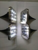 Used 8 JimLED GROUND SPOT SOLAR LIGHTS in Dubai, UAE