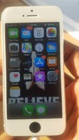Used iPhone 5s. 35gb in Dubai, UAE
