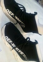 Used High top casual sports shoes 42size new in Dubai, UAE