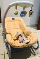 Used Chicco baby swing in Dubai, UAE