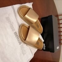 Used New Melissa Slippers in Dubai, UAE