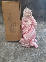 Used Porcelain jenna doll in Dubai, UAE