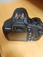 Used Canon 1200D Dslr in Dubai, UAE