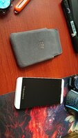 Used Z10 BlackBerry with Case in Dubai, UAE