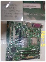 Used Pentium 4 motherboard and processor in Dubai, UAE