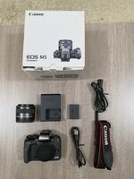 Used Canon EOS M5 Digital Camera in Dubai, UAE