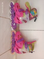 Used Little pony skates in great condition 🎀 in Dubai, UAE