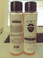 Used Mokeru Beard Oil 2 pcs ♥♥ in Dubai, UAE