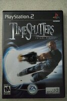 Used Time Splitters ( ps2 ) in Dubai, UAE