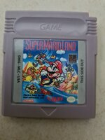 Used Vintage Gameboy game super mario Land in Dubai, UAE