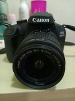 Used Canon EO4  4000D  DSLR Cameea in Dubai, UAE