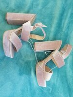 Used Womans shoes size 37 in Dubai, UAE