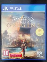 Used PS4 Game Assassin's Creed Origins in Dubai, UAE