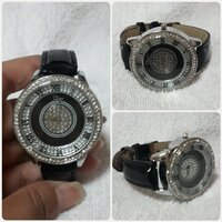 "Used Black DIOR watch "" for lady. in Dubai, UAE"