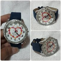 "Used Lady's "" navy blue "" HELLO KITTY watch in Dubai, UAE"