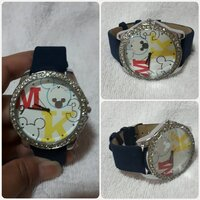 "Used Navy blue- MICKEY MOUSE watch "" in Dubai, UAE"