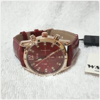 "Used Red WEIYA watch"" brand new.. in Dubai, UAE"