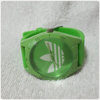 "Used Green "" Adidas style watch "" brand new in Dubai, UAE"