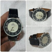 "Used Black OMEGA watch "" brand new in Dubai, UAE"