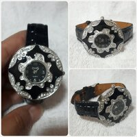 "Used Black PIAGET watch "" brand new.. in Dubai, UAE"