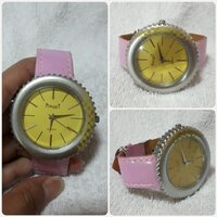 "Used Pink PIAGET watch "" for lady in Dubai, UAE"