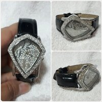 "Used Black DIOR watch for lady "" fabulous.. in Dubai, UAE"