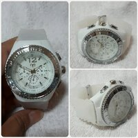 "Used White TECHNO MARINE watch "" New.. in Dubai, UAE"