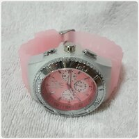 "Used Amazing unique'pink TECHNO MARINE watch"" in Dubai, UAE"
