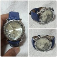 "Used New blue CHOPARD watch "" for Women in Dubai, UAE"