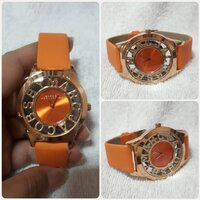 "Used Orange "" MARC JACOBS watch "" in Dubai, UAE"