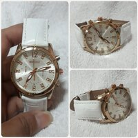 "Used Brand new white "" WEIYA watch in Dubai, UAE"
