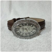 "Used Fabulous brown CHANNEL watch "" in Dubai, UAE"