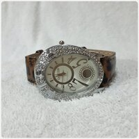 "Used Brown CARTIER watch "" for lady in Dubai, UAE"