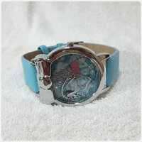 "Used New blue HELLO KITTY watch "" in Dubai, UAE"