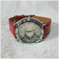 "Used Red CHOPARD watch "" for lady in Dubai, UAE"