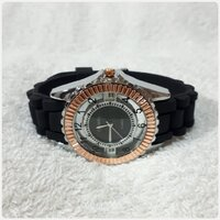 "Used Black CHANNEL watch ""for lady in Dubai, UAE"