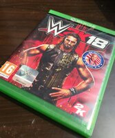 Used WWE 2K18 for xbox one in Dubai, UAE