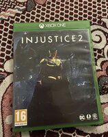 Used Injustice 2 for xbox one in Dubai, UAE