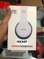 Used P47 WIRELESS HEADPHONES NOW GRAB TODAY . in Dubai, UAE
