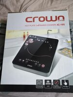 Used CROWN INFRARED COOKER with warranty in Dubai, UAE