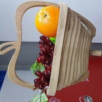 Used Wooden Fruit Plate Very Hot item home1 in Dubai, UAE