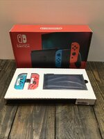 Used Nintendo Game new in box with accessorie in Dubai, UAE