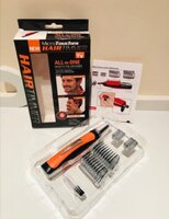 Used Micro touches hair trimmer NEW in Dubai, UAE