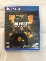 Used Call of duty black ops 4 ps4 in Dubai, UAE