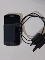 Used Samsung Galaxy S4 with cover in Dubai, UAE