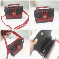 "Used Lv style sling bag for lady "" brand new in Dubai, UAE"