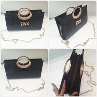 "Used Fabulous DIOR sling bag "" brand new in Dubai, UAE"