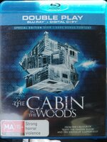 Used The cabine in the woods Bluray SE in Dubai, UAE