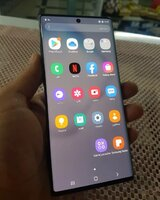 Used Samsung Note 10+ new with free airpod in Dubai, UAE