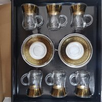 Used Six Cups Gold line Offer home1 in Dubai, UAE